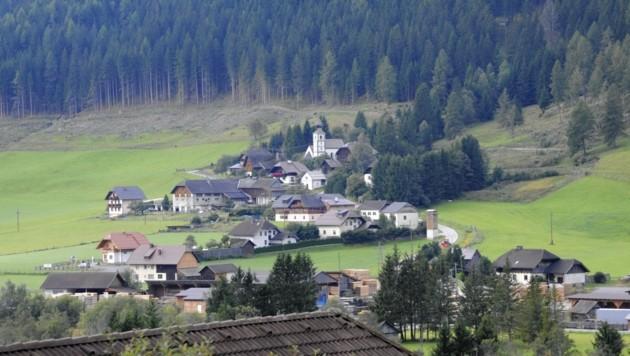 Weißpriach im Lungau (Bild: ROLAND HOLITZKY)