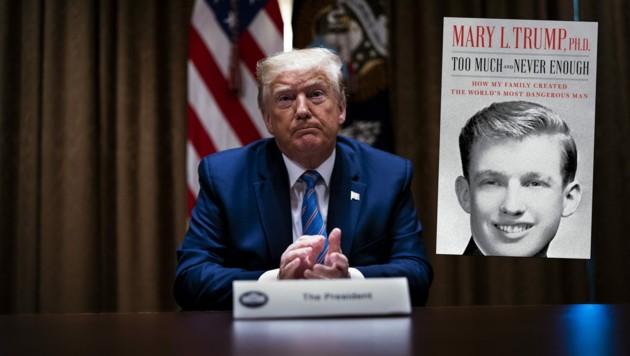 Buch Nichte Trump