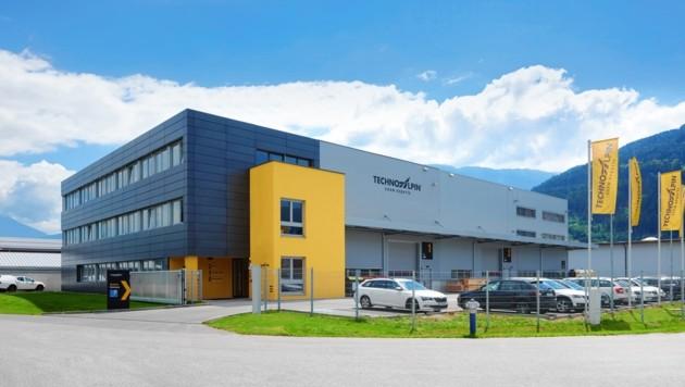Seit 2016 hat die Firma TechnoAlpin einen Sitz in Volders. (Bild: TechnoAlpin)