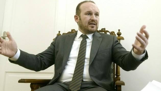Der Präsident der Islamischen Glaubensgemeinschaft in Österreich (IGGÖ), Ümit Vural (Bild: APA/Herbert Pfarrhofer)