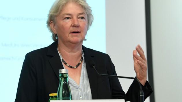 Virologin Elisabeth Puchhammer-Stöckl (Bild: APA/HELMUT FOHRINGER)