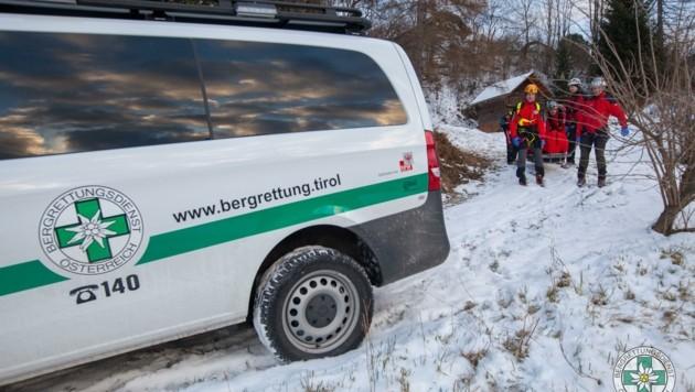 (Bild: Österreichischer Bergrettungsdienst)
