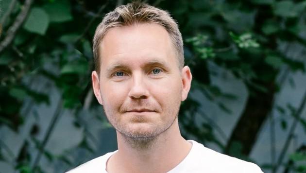Christian Pichler von WWF. (Bild: Naturschutzbund/WWF)