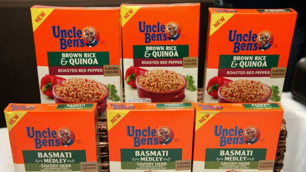Uncle Ben's wurde erstmals 1946 als Markenname verwendet. (Bild: APA/AFP/GETTY IMAGES NORTH AMERICA)
