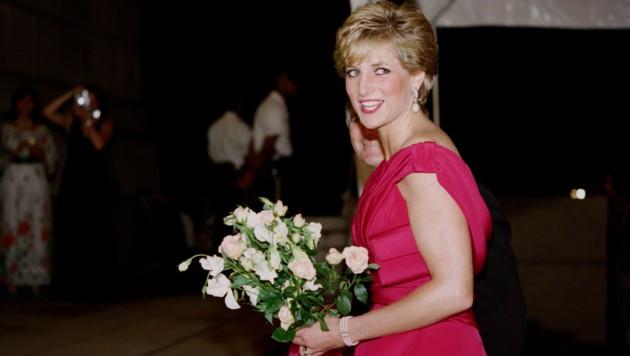 Prinzessin Diana (Bild: AFP )