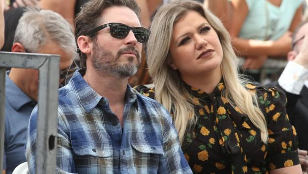 Brandon Blackstock und Kelly Clarkson (Bild: www.PPS.at)