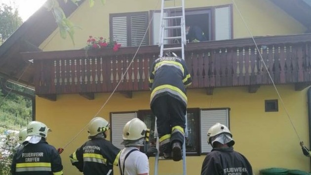 (Bild: Feuerwehr Ruden)