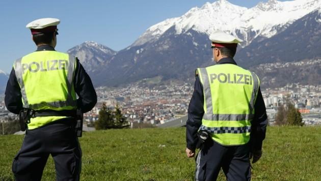 Alles unter Kontrolle über die Landeshauptstadt Innsbruck? (Bild: Birbaumer Christof)