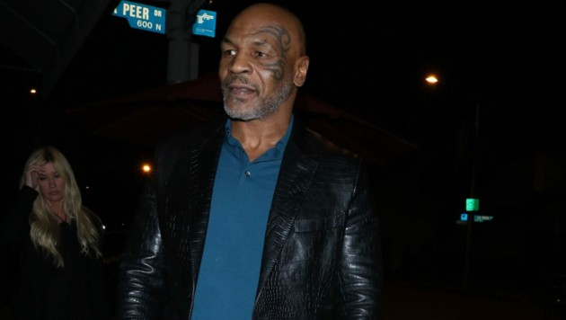 Mike Tyson (Bild: www.PPS.at)