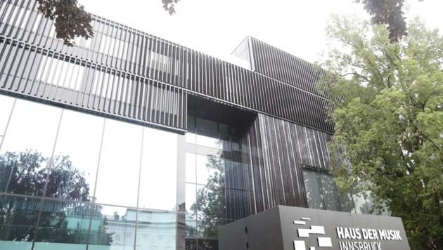 Ein schöne Einrichtung, doch der Rechnungshof hat am Haus der Musik einiges auszusetzen (Bild: Birbaumer Christof)