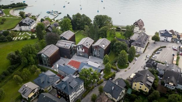 Die Schule für Superreiche oder außergewöhnliche Talente direkt am Wolfgangsee (Bild: St. Gilgen International School / leorosasphoto.com)