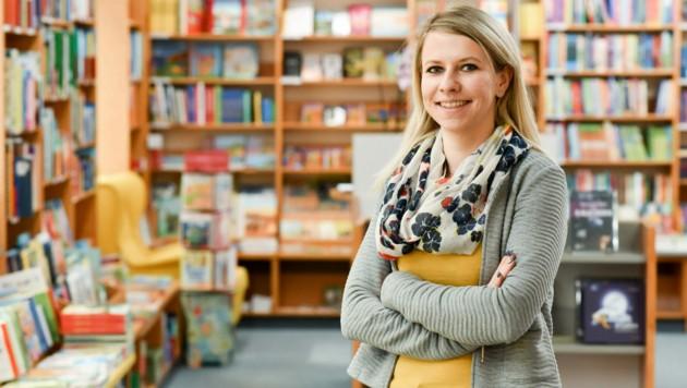 Melanie Hofinger eröffnet im September gleich zwei neue Geschäfte. (Bild: Markus Wenzel)