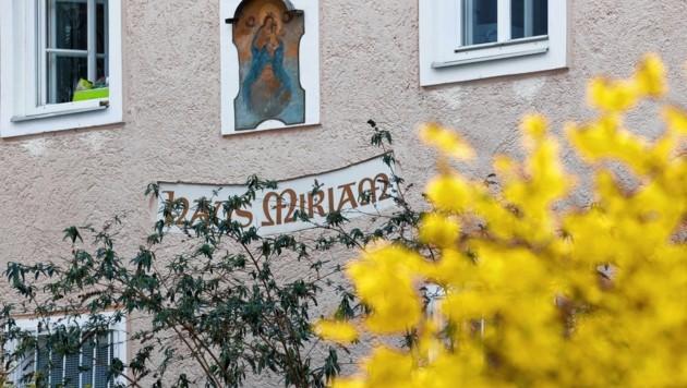 Salzburg, Hallein Frauenhaus Haus Miriam (Bild: Markus Tschepp)
