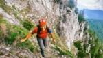 Zielstrebig und energiegeladen zieht es Bernadette in die Bergwelt. (Bild: Wallner Hannes)