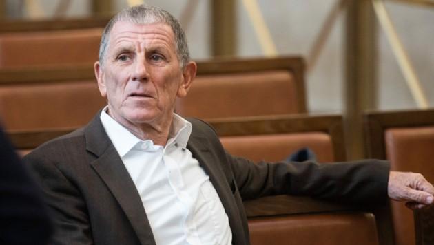 Buwog-Angeklagter Peter Hochegger (Bild: APA/GEORG HOCHMUTH/APA-POOL)