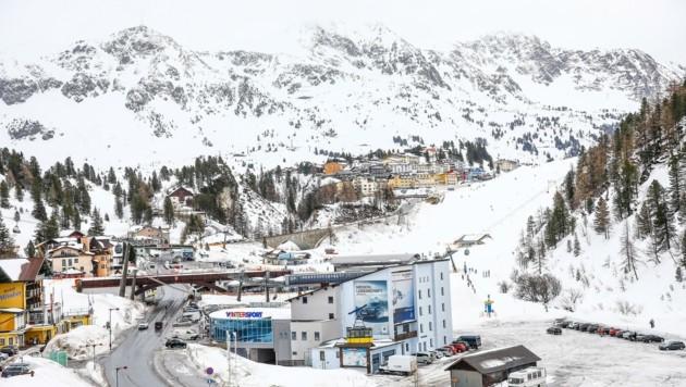 Als noch alles in Ordnung war: Obertauern kurz vor der Corona-Krise im März 2020 (Bild: Gerhard Schiel)