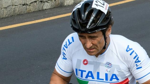 Alessandro Zanardi (Bild: AFP/Thomas Lovelock)