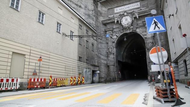 Derzeit wird am neuen Verkehrskonzept für die Salzburger Altstadt noch gefeilt, im Herbst wird mit Anrainern diskutiert. (Bild: Tröster Andreas)