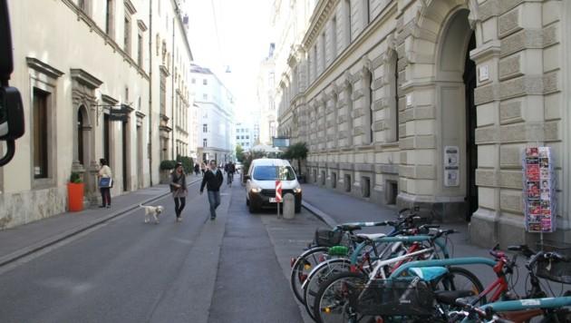 In Graz wird im Moment diskutiert, ob die Fußgängerzonen noch weiter ausgeweitet werden sollen. (Bild: Jauschowetz Christian)