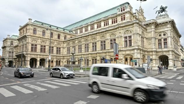 In Wien soll die geplante, autofreie Innenstadt noch vor der anstehenden Wahl am 11. Oktober Realität werden. (Bild: HERBERT NEUBAUER)