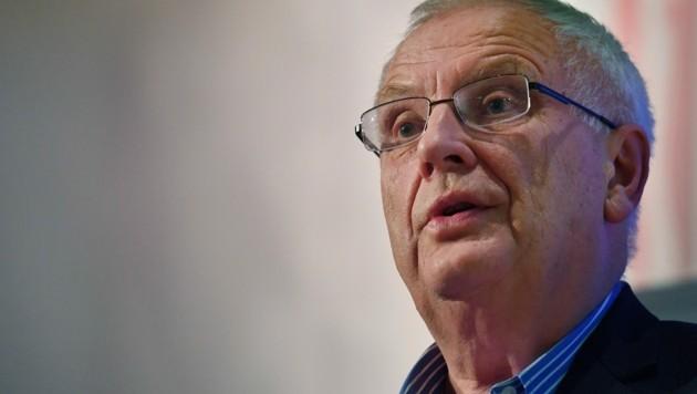 Svein Arne Hansen (Bild: AFP)