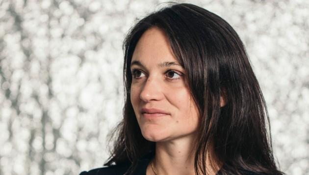 Maria Simma ist die Präsidentin der Vorarlberger Künstlervereinigung. (Bild: www.lisamathis.at)