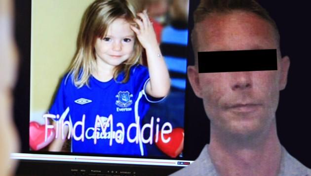 Die Staatsanwaltschaft geht davon aus, dass Christian B. Maddie entführte und ermordete. Beweise dafür fehlen bislang aber noch.