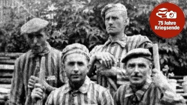 Häftlinge des Konzentrationslagers auf der südlichen Seite des Loiblpasses. (Bild: Mauthausen Memorial/KZ Gedenkstätte)