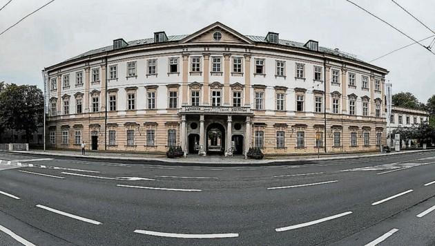 Der Beschluss im Sozial- und Wohnungsausschuss wurde vertagt (Bild: ANDREAS TROESTER)