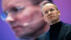 Markus Braun, der ehemalige Vorstandsvorsitzende von Wirecard, wurde nun verhaftet. (Bild: APA/dpa/Lino Mirgeler)