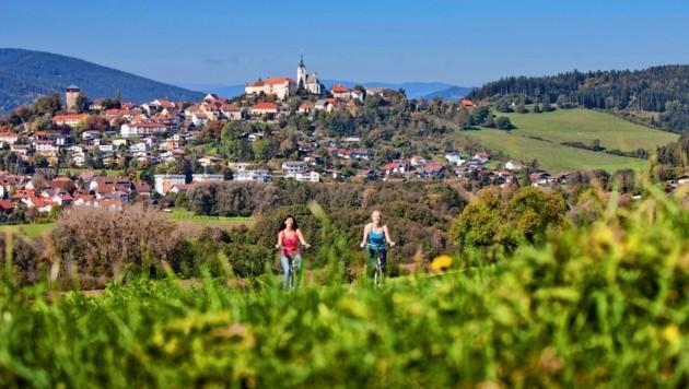 Althofen ist Gastgeber der Wirtschaftsmesse, deren Termin von Juni auf September verschoben werden musste. (Bild: Tom Lamm | ikarus.cc)
