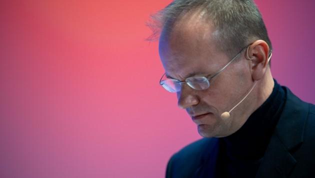 Ex-Wirecard-Chef Markus Braun will mit den Behörden kooperieren. (Bild: APA/dpa/Lino Mirgeler)