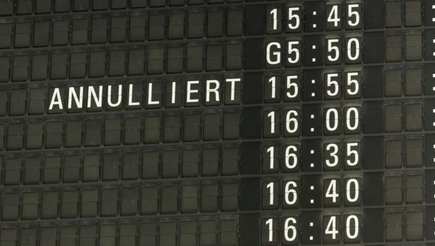 Auch der Rückflug der Leserin aus Ägypten wurde bereits vor der Abreise annulliert. (Bild: ©Tobias Arhelger - stock.adobe.com)