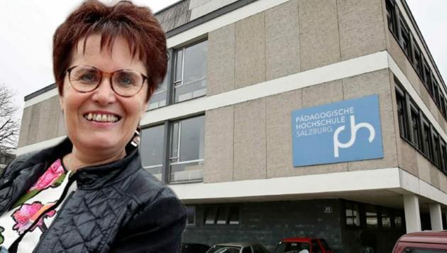 Windischbauer wird ab Oktober 2021 auf ihre Stelle als Lehrende an der Pädagogischen Hochschule Salzburg zurückkehren (Bild: Tschepp, Grill)