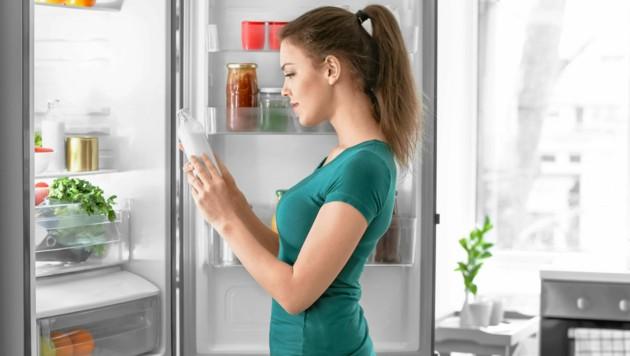 Empfindliche Nahrungsmittel gekühlt transportieren und lagern. (Bild: Pixel-Shot/stock.adobe.com)