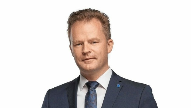 Walter Rauch, FPÖ-Spitzenkandidat in Bad Radkersburg.