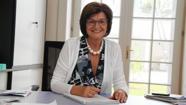 Bad Gleichenbergs Bürgermeisterin Christine Siegel. (Bild: Jürgen Radspieler)
