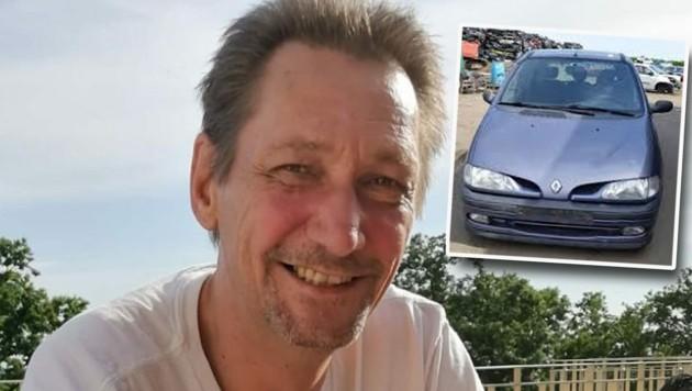 Ralf Krause gilt seit vergangenen Freitag als vermisst. (Bild: Polizeiinspektion Laufen)