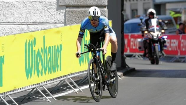 Wels-Profi Stephan Rabitsch geht bei der Palten-Ennstal-Tour ins Rennen. (Bild: GEPA pictures)