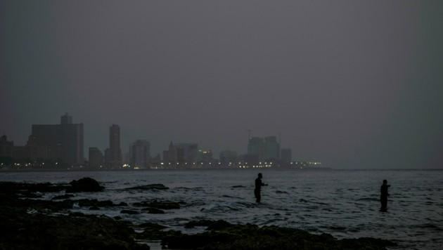 Die Strände von Kuba schauen normalerweise einladender aus.