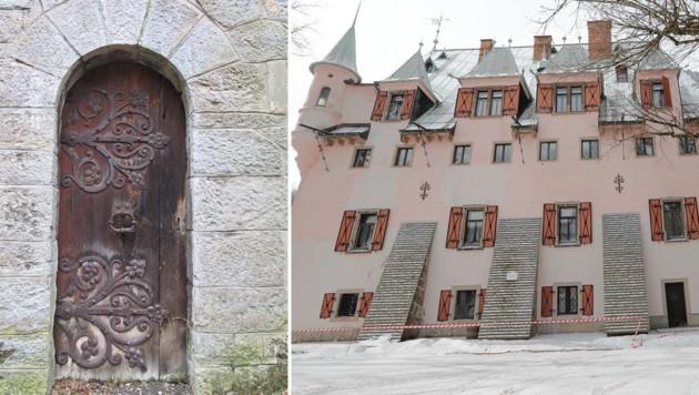 (Bild: Schloss Leopoldstein, Jürgen Radspieler)