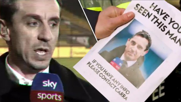 (Bild: twitter.com/Sky Sports Premier League, krone.at-Grafik)
