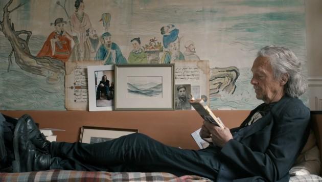 Nobelpresträger Peter Handke (Bild: Marbach)
