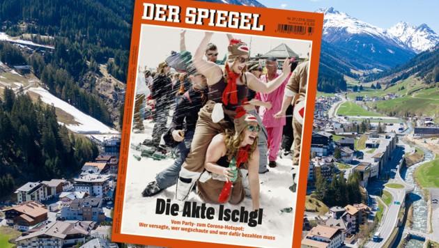 (Bild: APA/EXPA/JOHANN GRODER, Der Spiegel, krone.at-Grafik)