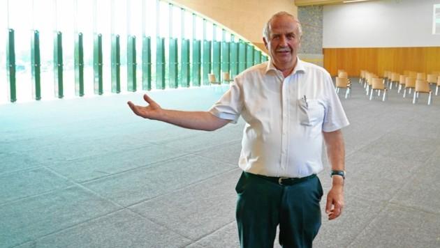 Helmut Walch, Bürgermeister von Wildon (Bild: Sepp Pail)