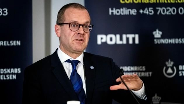 Europas WHO-Chef Hans Kluge lobt Österreich im Zuge der Corona-Krise. (Bild: Ida Guldbaek Arentsen/Ritzau Scanpix/AFP)