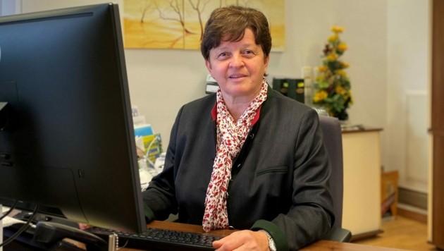 Regina Schrittwieser, Bürgermeisterin von Krieglach (Bild: Marktgemeinde Krieglach)