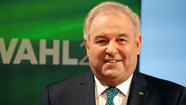 Landeshauptmann Hermann Schützenhöfer, ÖVP (Bild: Sepp Pail)