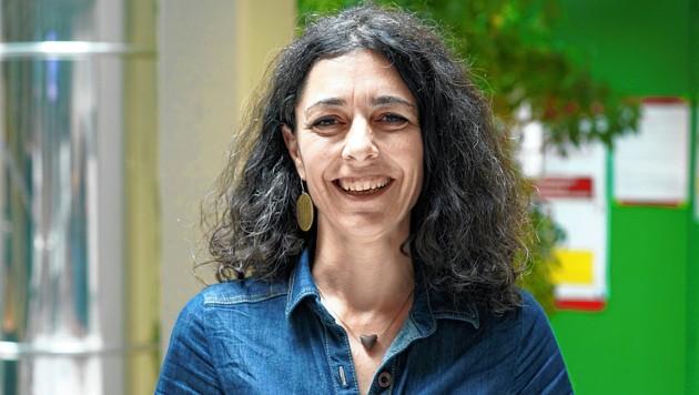 Sandra Krautwaschl, Grüne (Bild: Sepp Pail)
