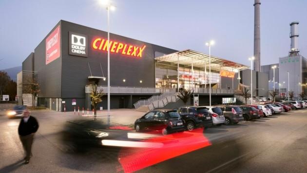 Das Cineplexx Linz